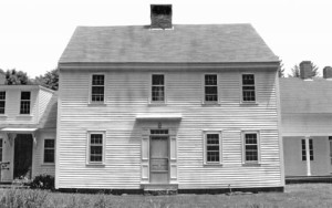 """How to Research the History of Your Old House"" @ Sibley Hall at the Groton Public Library 